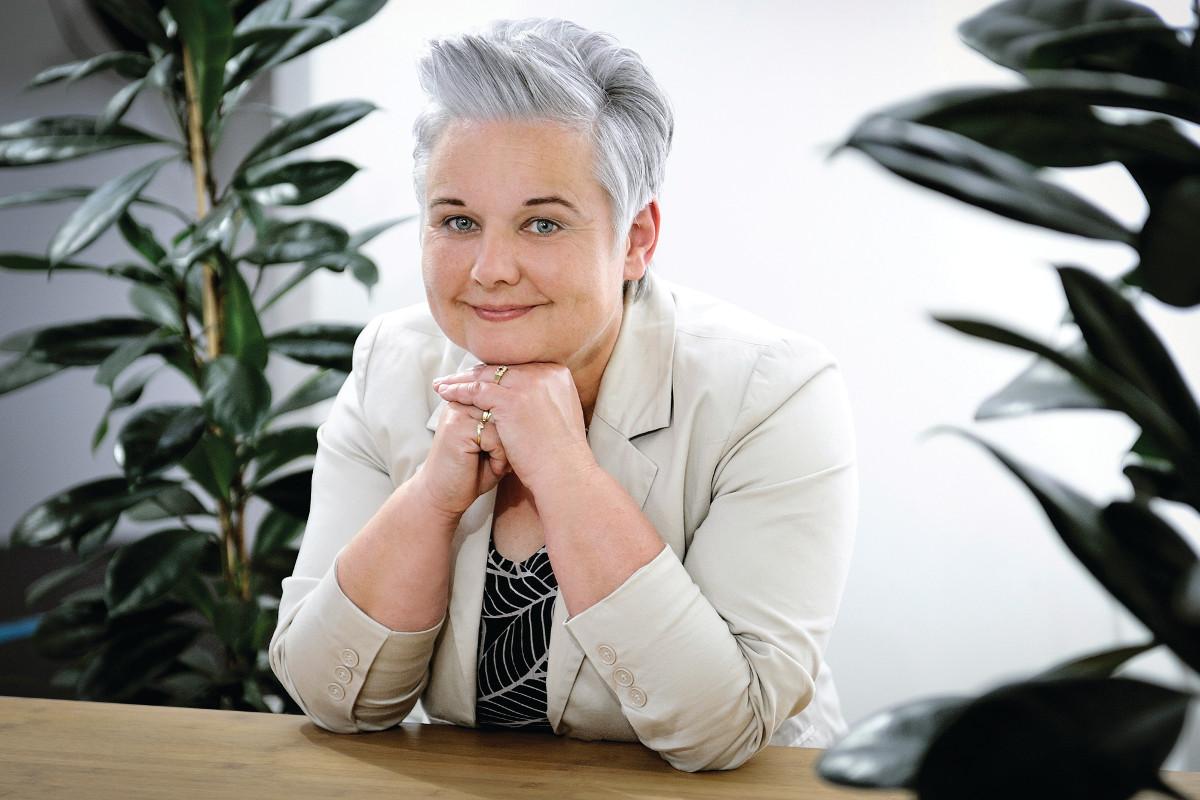 Frau Rachholz - Bild